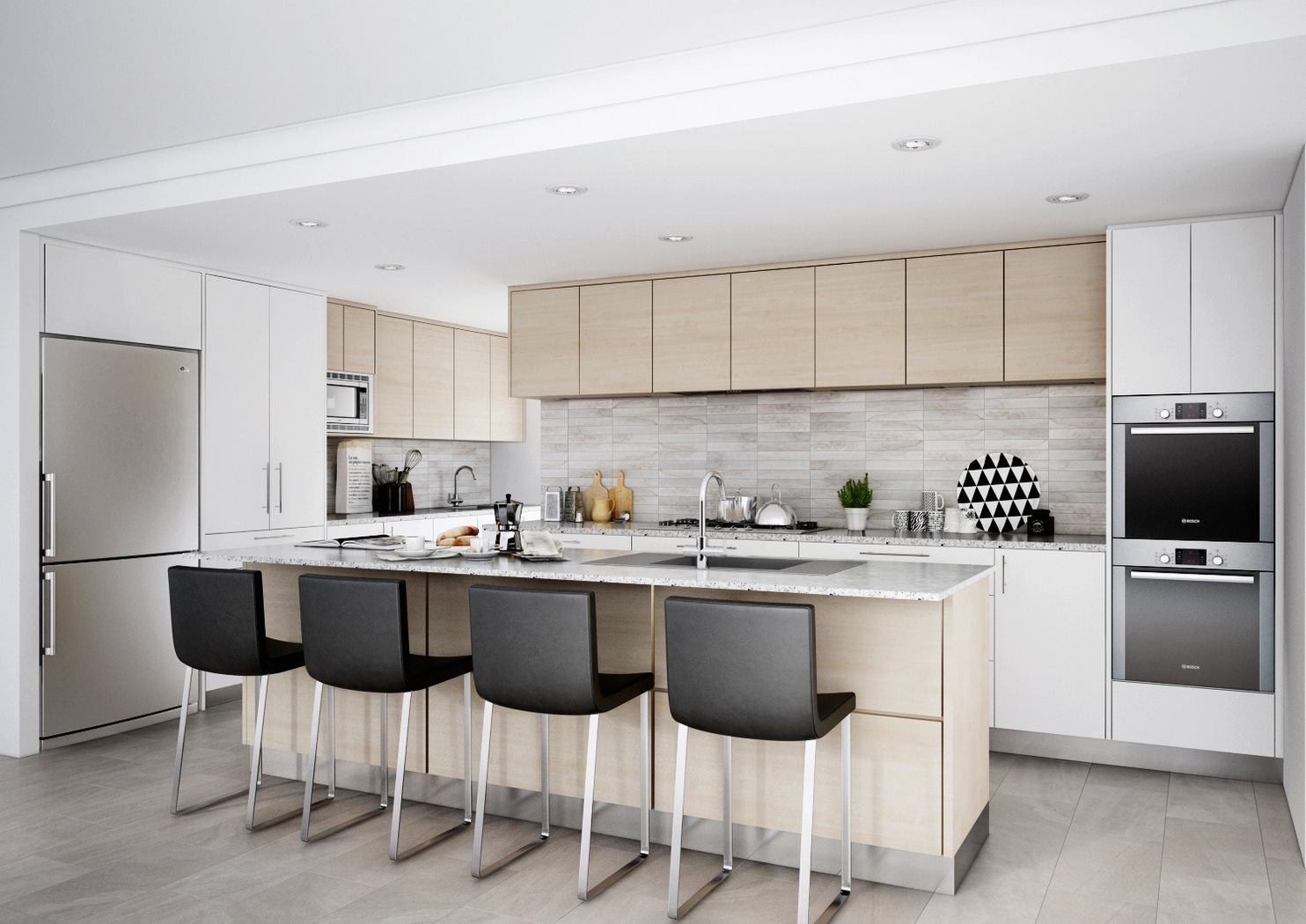 3d rendering services the 3d architect for Interior design rendered images