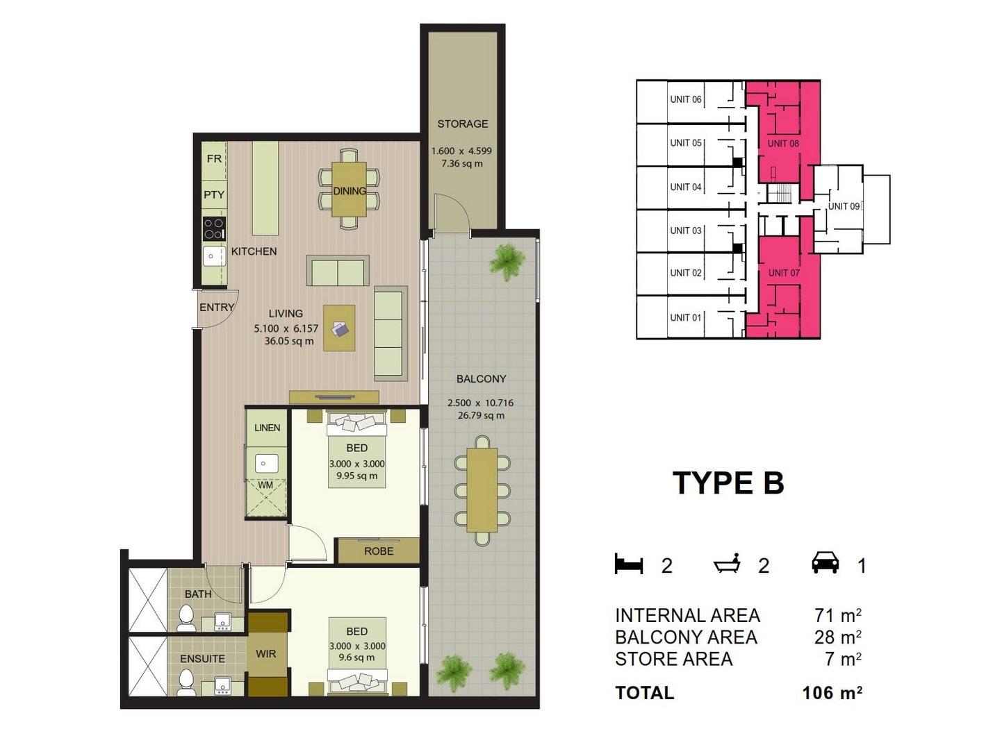2d floor plans the 3d architect for Architecture 3d plan 2d
