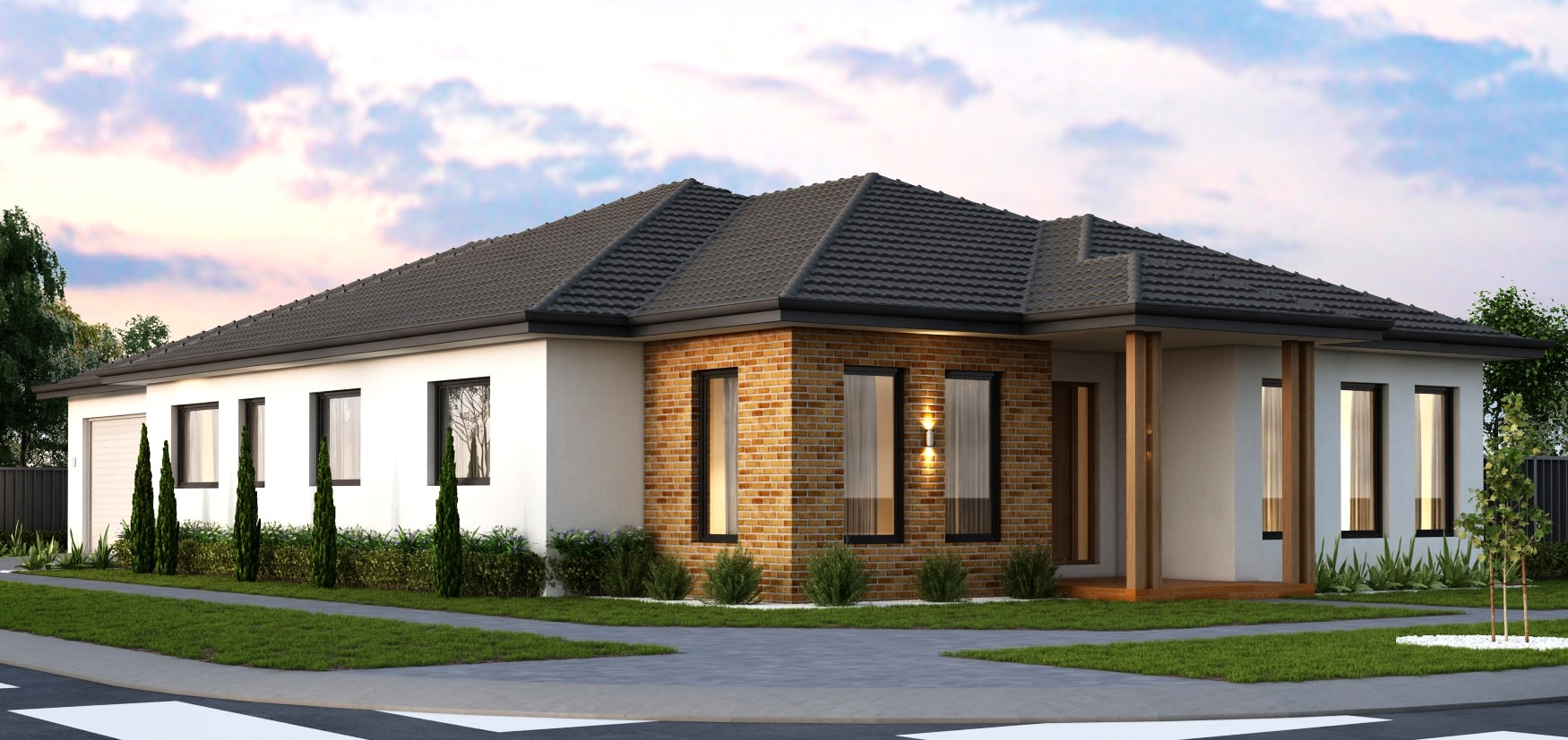 3d House Elevation Designs Blessings For The Construction Business