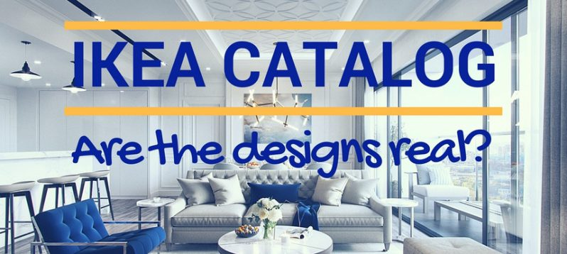 Ikea Catalogue Ideas: Are They Even Real Or 3D Renderings?